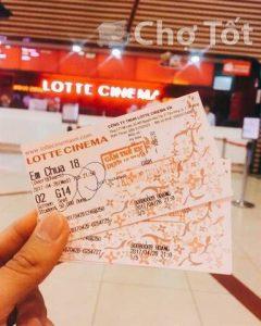 vé xem phim