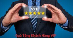 quà tặng khách hàng VIP