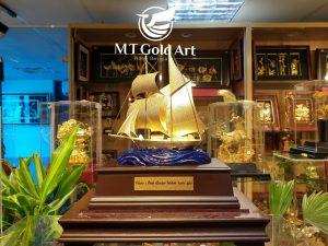 mô hình thuyền buồm